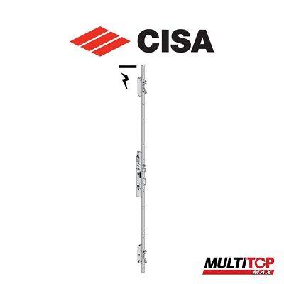 Cerradura Eléctrica Multipunto Cisa Multitop Max Entrada 35 Frontal Plato Tener