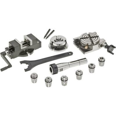 Grizzly T10442 Milling Tool Kit 10 Pc.