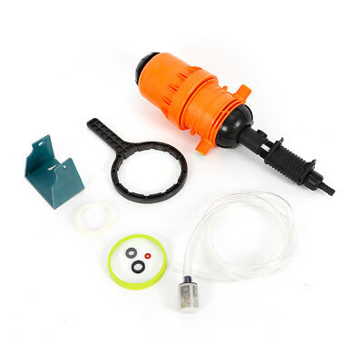 0.4%-4% Fertilizer Injector Dispenser Proportion Injection Auto Dosing w/ 1 Tube