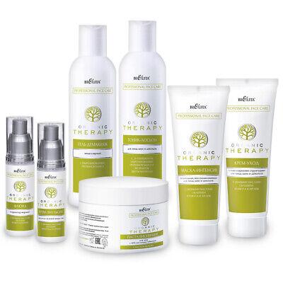Organic Therapy Anti-Aging Hautpflege-Set / Kosmetik-Set,