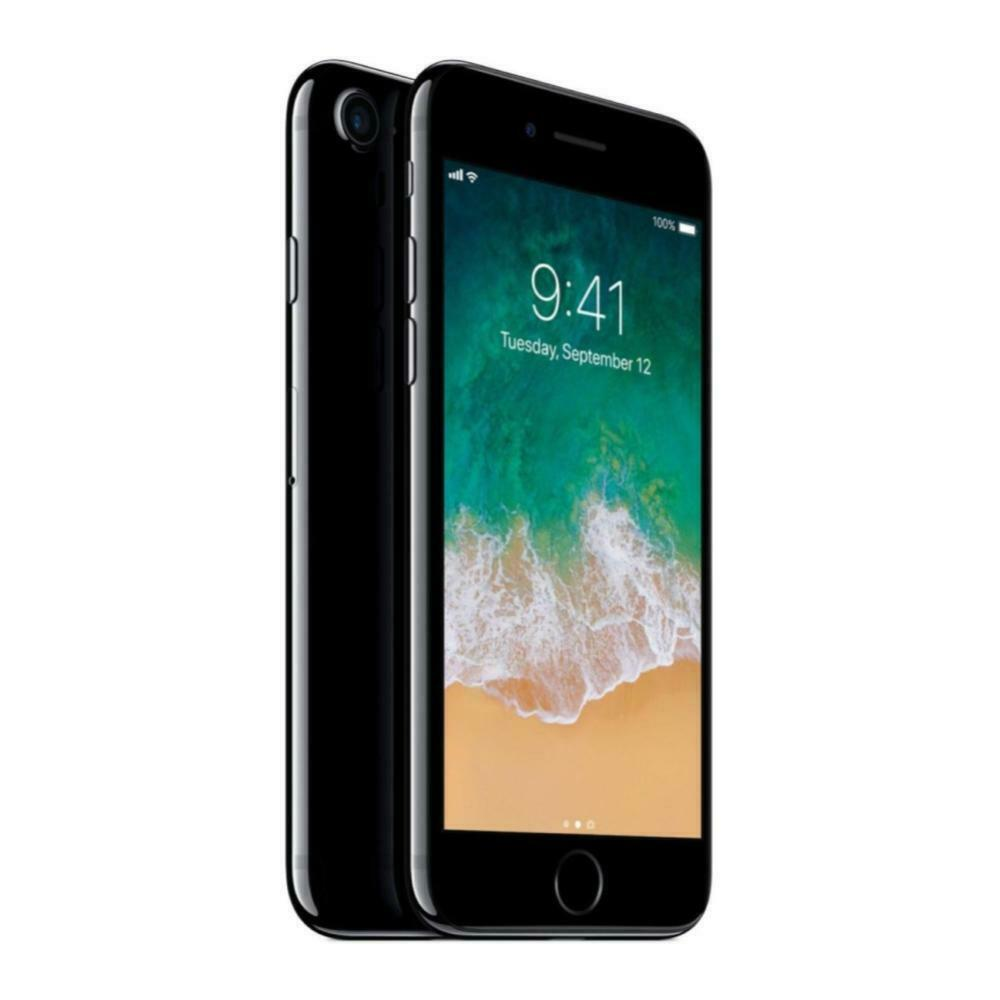 Apple iPhone 7 - 128GB - Jet Black - Factory Unlocked