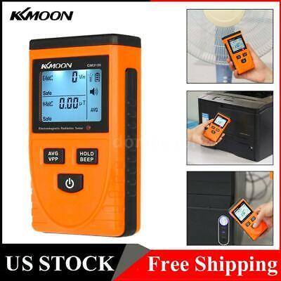 Kkmoon Lcd Electromagnetic Field Radiation Detector Emf Meter Dosimeter Us O0t6