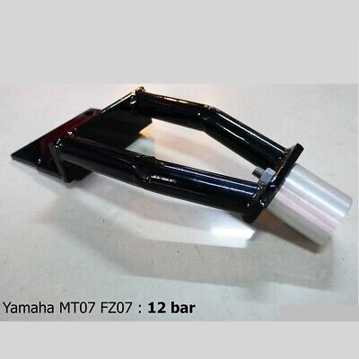 Yamaha MT07 FZ07 12 bar with aluminum plate Motorcycle Accessories Stunt Parts