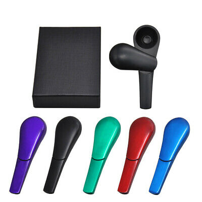 New Portable Magnetic Metal Tobacco Spoon Smoking Pipe Accessories With Gift Box (Smoke Accessories)