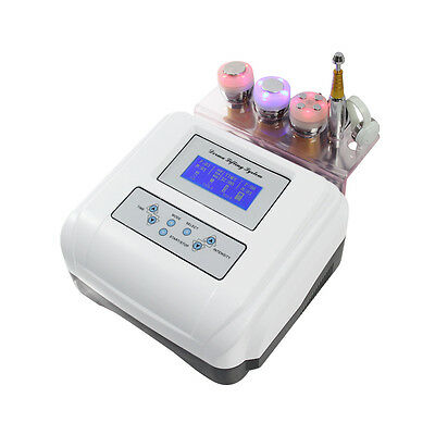 Cool Electroporation No Needle Mesotherapy Skin Face Lifting Beauty Home Machine
