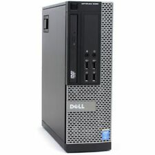 Dell Optiplex 9020 SFF Desktop Intel i5 4570 3.2GHz 8GB 240GB SSD Windows 10 Pro