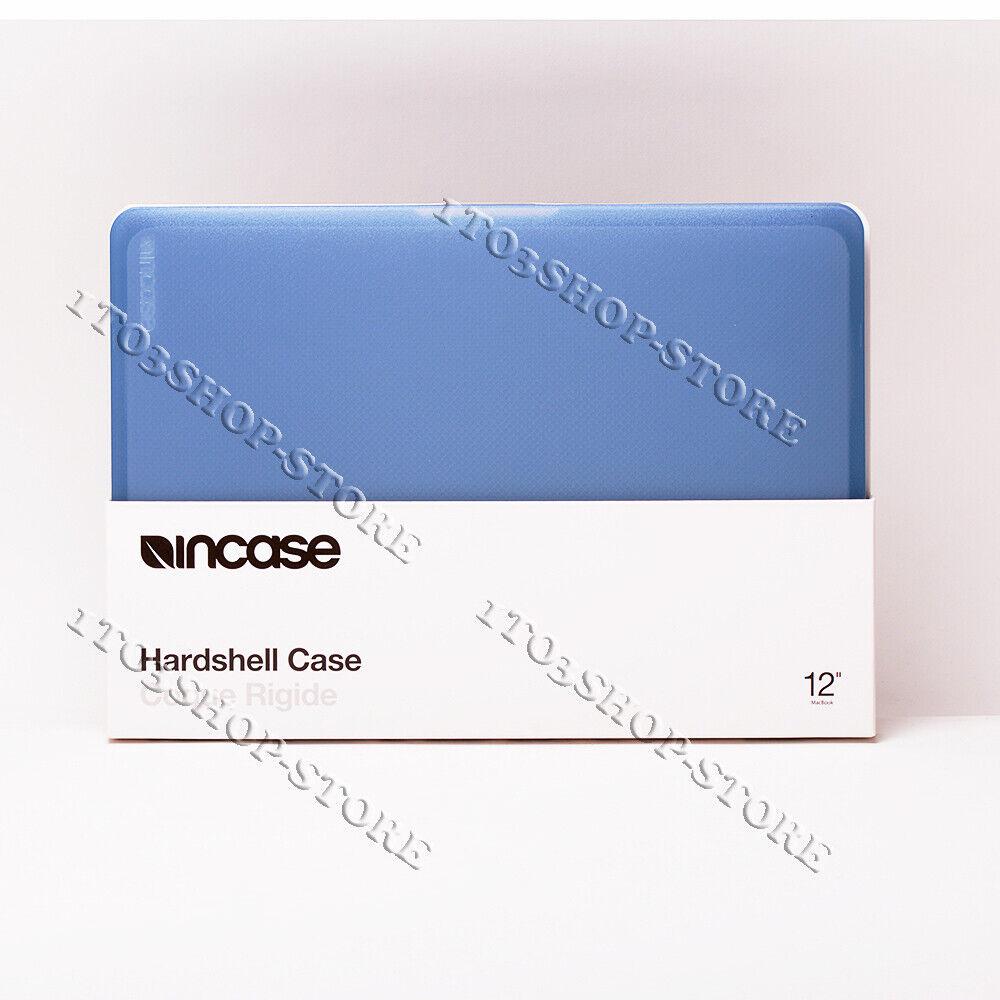 "Incase Designs Hardshell Case for MacBook 12"" Dots Deep Sea"
