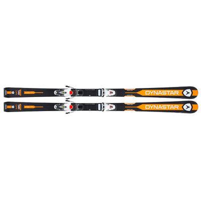 Plate Jr Race Skis - 2017 Dynastar Speed Team GS Jr 158cm Race Skis with R21 Race Plate DAFDM02