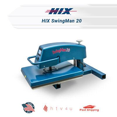 Hix Heat Press Swingman 20