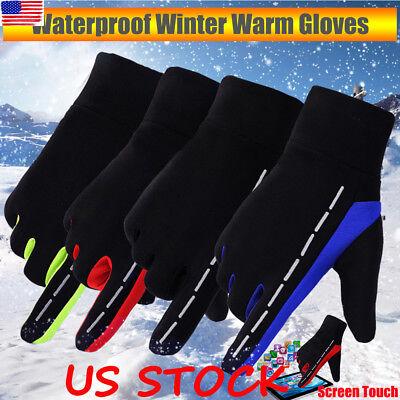Touch Screen Windproof Water Splash-proof Outdoor Skip Men Women Winter (Touch Water)