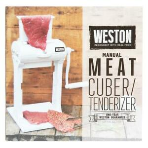 Weston  Meat Tenderizer with Two Legs and Motor Attachment - BRAND NEW - FREE SHIPPING