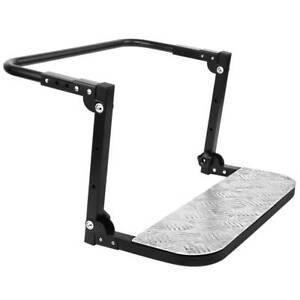 FREE MEL DEL-Fully Adjustable Wheel Folding All Steel Step Stair