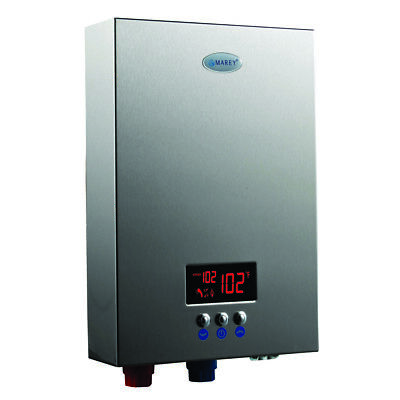 Marey ECO180 Electric Tankless Water Heater Refurbished 5 GPM Best US (Best Tankless Water Heater)
