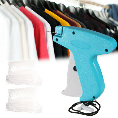 Clothing Garment Brand Price Tag Gun 2000 Barbs Label Needle Machine 1 Needle