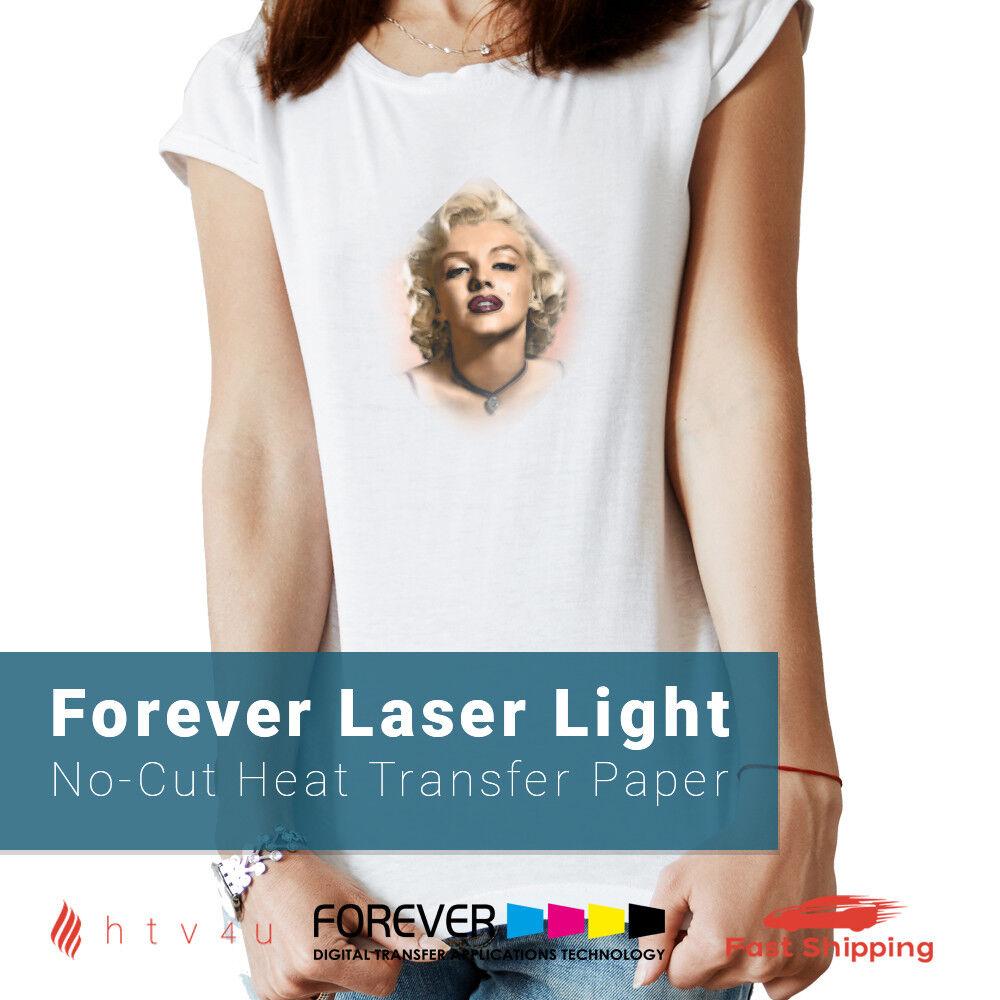 Forever Laser Light  Heat Transfer Paper **FREE SHIPPING**