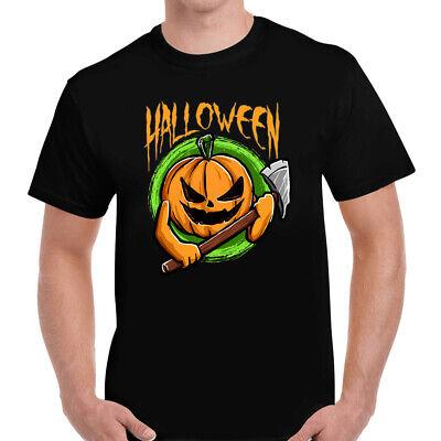 Scary Halloween T Shirt Designs (Halloween Spooky Scary Popular Design T-shirt Tee Mens Unisex Top Tshirt -)