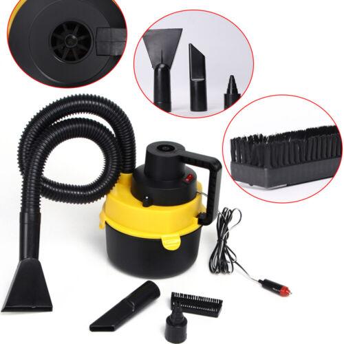 Portable Car Vacuum Cleaner Vehicle Auto Handheld Mini Vaccu