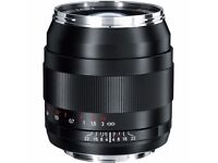 Zeiss 35MM F2 | Beautiful vintage lens | EF Mount