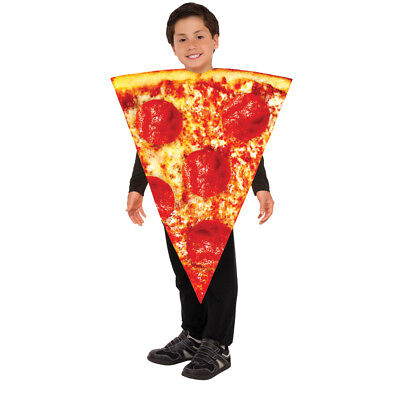 Kids Pizza Slice Halloween Costume - Pizza Costumes