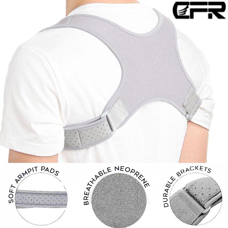 Posture Corrector Men Women Upper Back Brace Clavicle Suppor