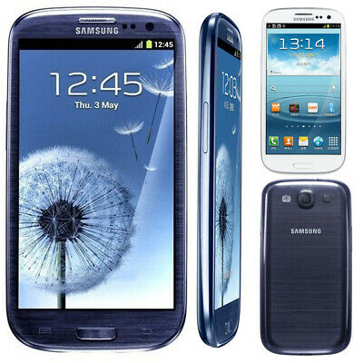 4.8'' Samsung Galaxy S3 i9300 16GB - Factory Unlocked GSM 3G 8.0MP Wifi