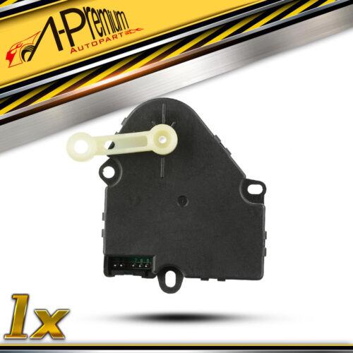 A-Premium 1x Heater Blend Door Actuator For Cadillac