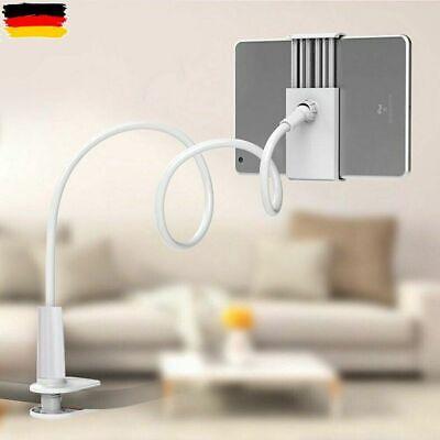 360° Flexibel Halterung Halter Tisch Bett Ständer für iPad 4 3 Samsung Tablet PC