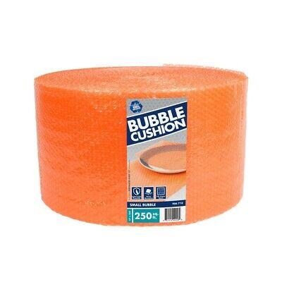 Pratt Retail Industries 316 X 12 X 250ft Perforated Small Bubble Cushion Wrap