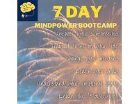 FREE 7-Day Mindpower Bootcamp