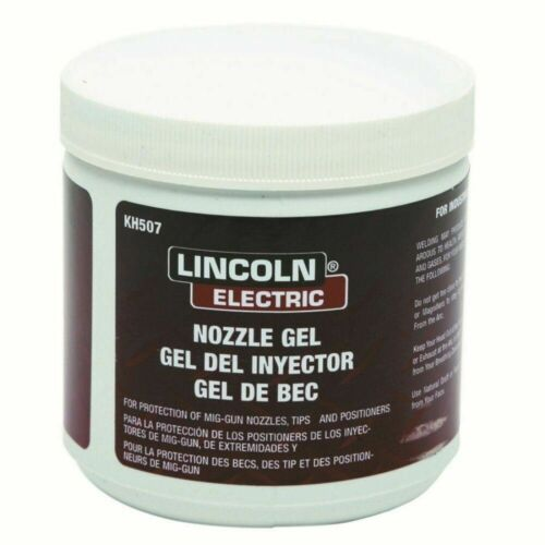 Nozzle Gel Welding Jelly Non-Toxic Low Odor Resists Clogging Non-Flammable