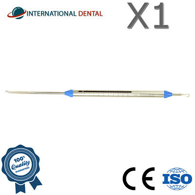 Orthodontic Dental Morelli Blue Tensiometer Force Gauge Instrument Tool 25-250g