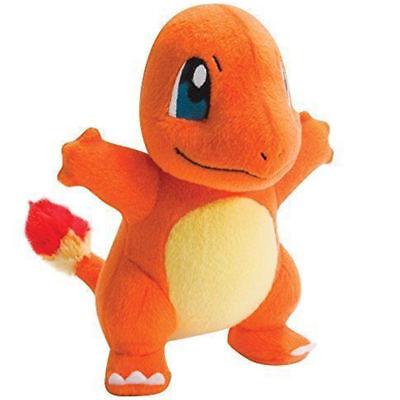 Pokemon Pocket Monster Charmander Plush Toy Stuffed Doll Figure X