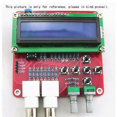Dds Function Signal Generator Module Diy Kit Triangle Square Sine Wave Lcd Ta