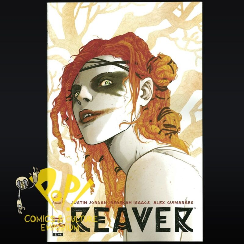 Reaver #1  Image Comics  Sold Out 1st Print  CGC 9.8