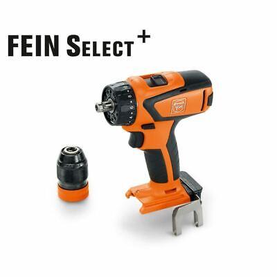 FEIN 4-Gang Taladro de Batería Ascm 18 Qsw Select Sin batería Sin Cargador