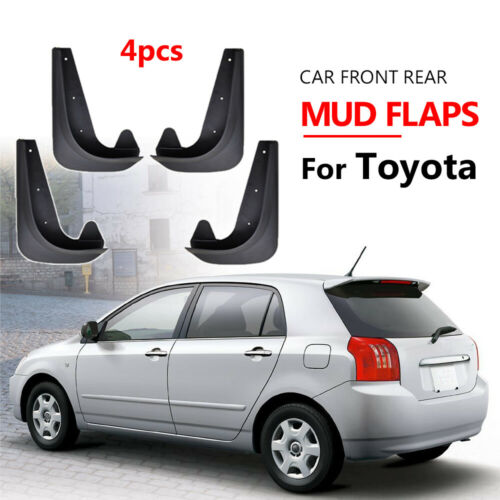 4pcs Plastic Tire Mudguard Splash Guards Mud Flaps For VW Passat 2010 2011 2012 2013 2014 2015 2016 2017 2018