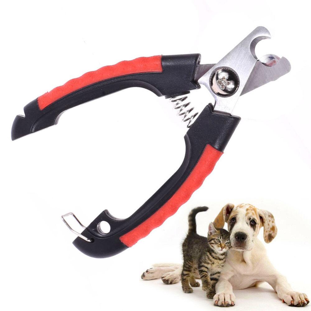 Krallenschere Zange 12/16cm Krallen Knipser Kleintierschere Katzen Hund Nagel