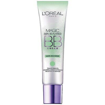 L'Oreal Paris Magic Skin Beautifier BB Cream, Anti-Redness 1 oz