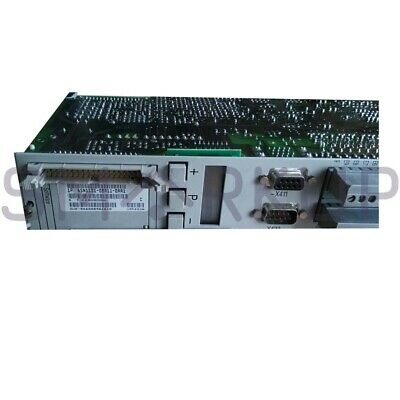 Used Tested Siemens 6sn1121-0ba11-0aa1 Spindle Control Module