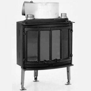 Stove Potbelly wood heater pot belly Jotul Made in Norway 2 off Beaconsfield Fremantle Area Preview