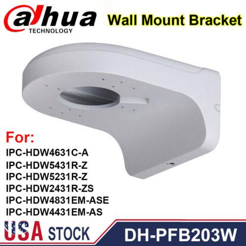 Dahua PFB203W Waterproof Wall Mount Bracket For Dome IP Camera IPC-HDW4433C-A