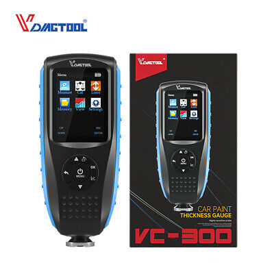 Vc300 Car Digital Paint Coating Thickess Guage Tester Auto Meter Measuring Tool