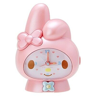 NEW Sanrio My Melody Alarm Clock waking up by Mymelo Voice from Japan