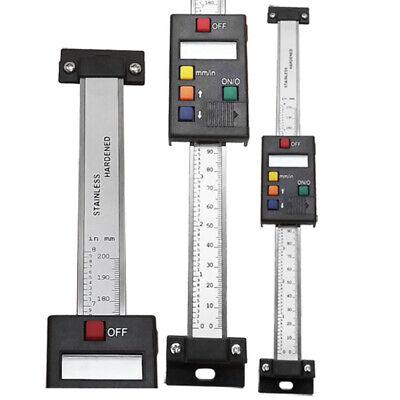 Precision 8200mm Vert Digital Dro Quill Kit Bridgeport Readout Vertical Ruler
