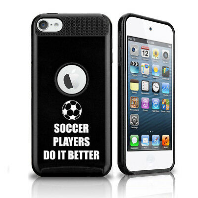 For Apple iPod Touch 5th 6th Shockproof Hard Case Cover Do It Better