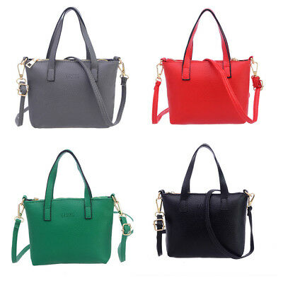 Women Handbag Leather Messenger Bags Shoulder Bag Large Tote Ladies Purse Bag