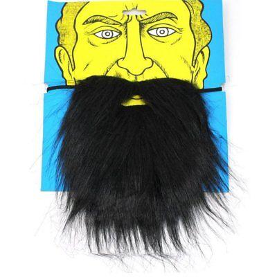 German Trendseller® - Räuber Hotzenplotz Holzfäller - Holzfäller Bart Kostüm
