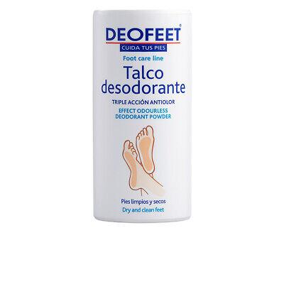Cosmética Deofeet unisex TALCO desodorante para pies 100 gr