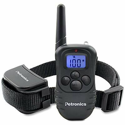 Rechargeable Shock Training Collar With Remote, Electronic F