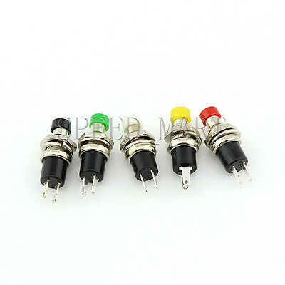 High Quality Mini Push Button Momentary No Switch Pbs-110 Off-on 6mm